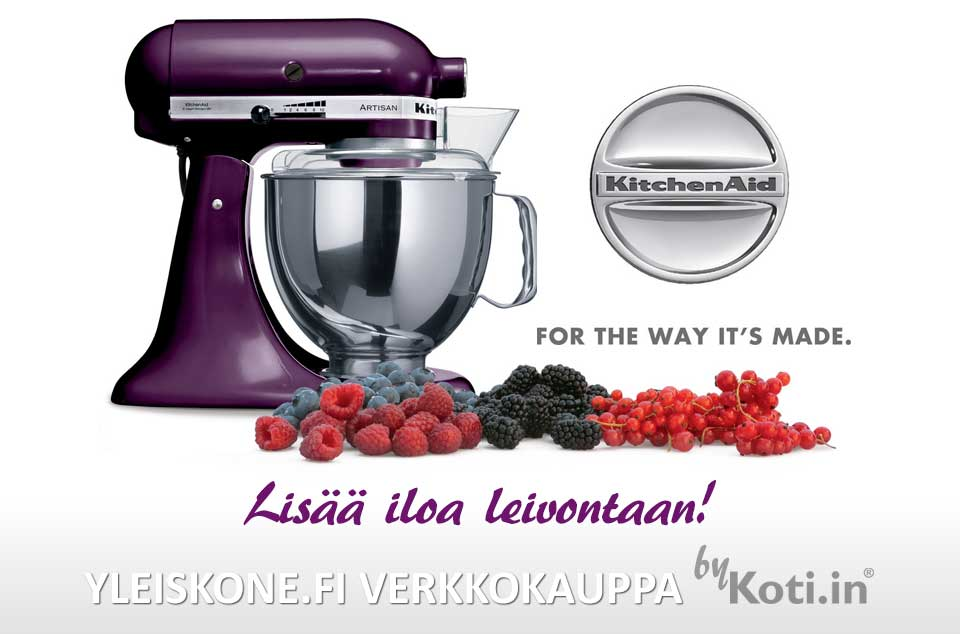 KitchenAid Artisan boysenmarja